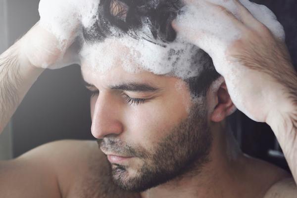 shampoo man
