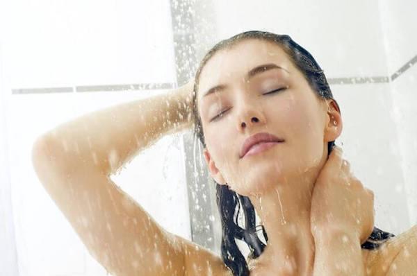 shower reisui woman