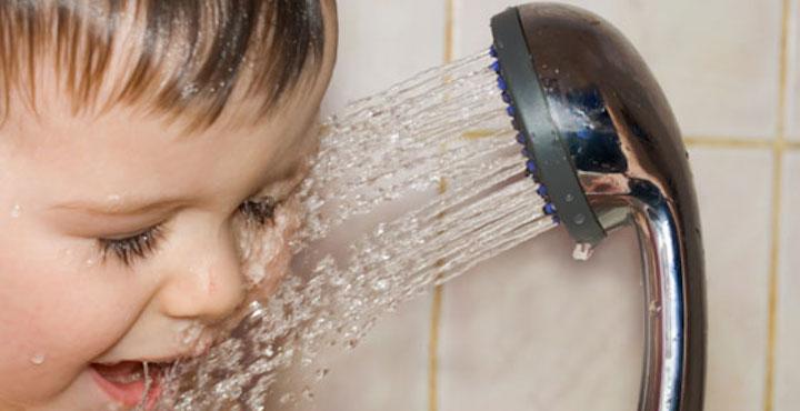 shower suiatsu