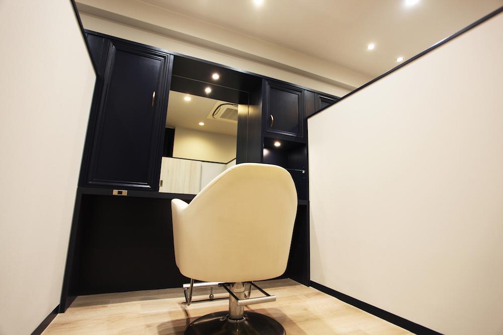 INTI 美容室 個室1