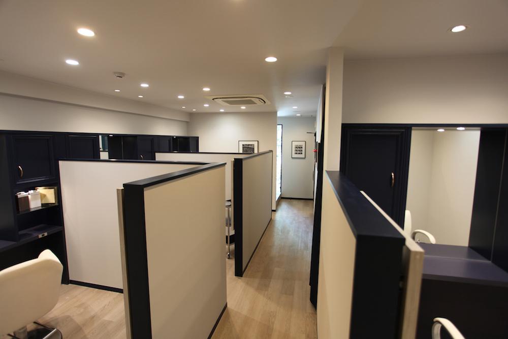 INTI 美容室 個室2